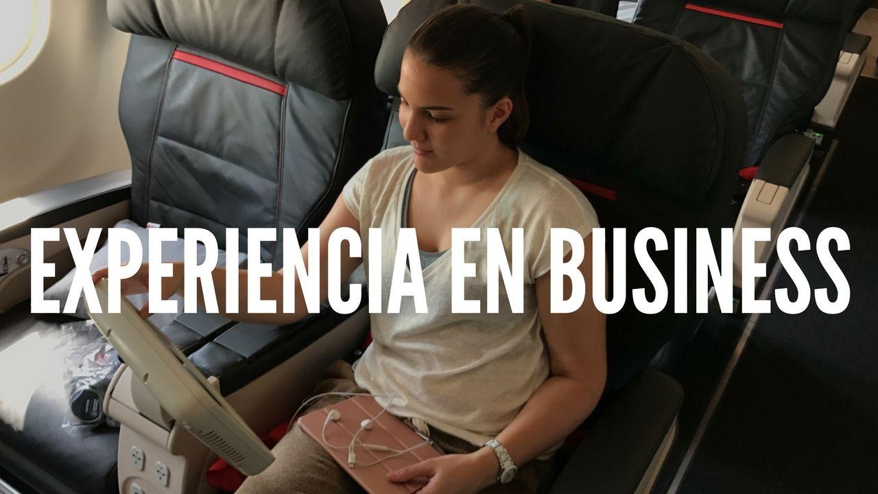 EXPERIENCIA EN BUSINESS